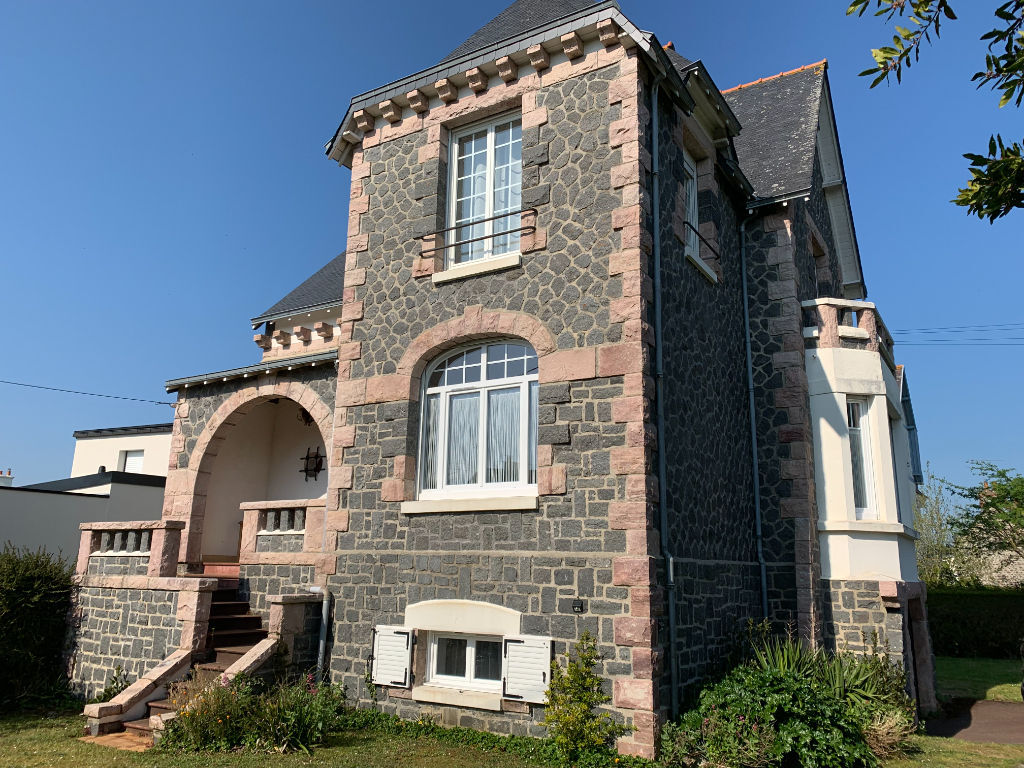 LOCATION SAISONNIERE : Villa/Maison de maître - 3 chambres