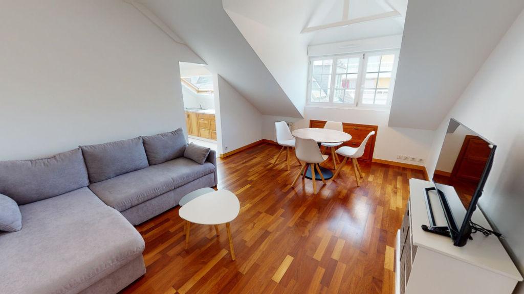 LOCATION SAISONNIERE : Appartement Saint Quay Portrieux 2 pièce(s) 35.95 m2