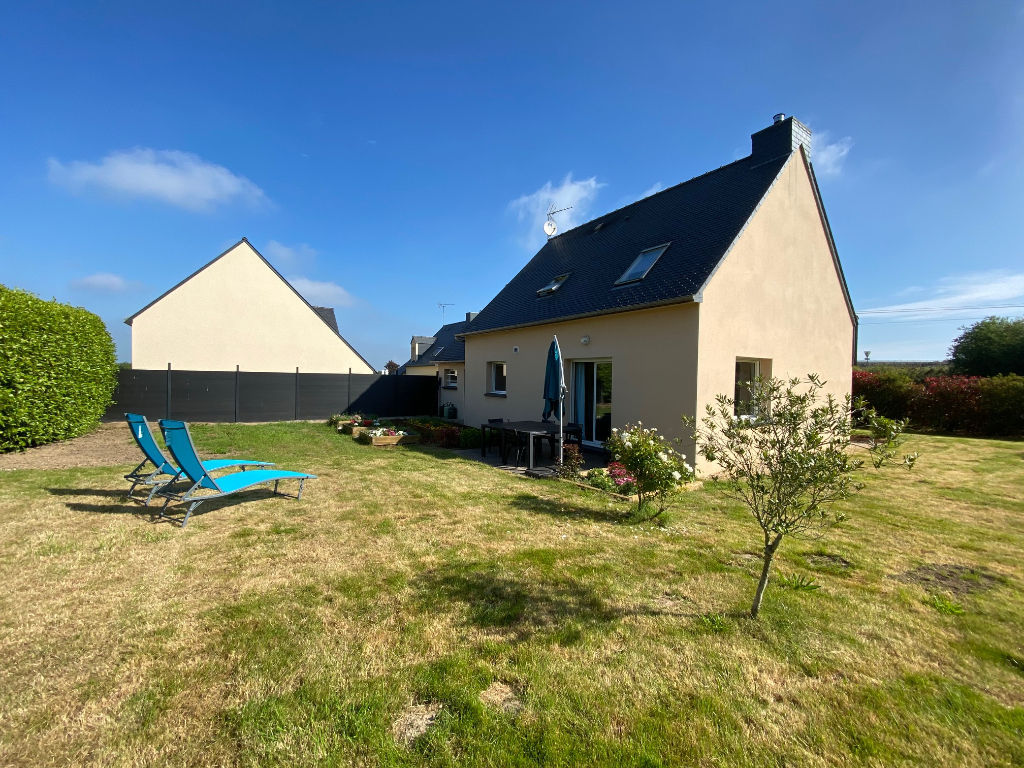Maison individuelle située à PORDIC, axe Binic / St brieuc, idéale pour quelques mois