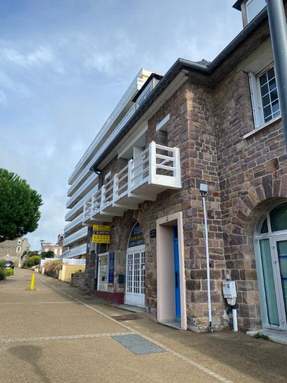 LOCATION A l'année - T2 parfaitement situé au centre de Saint Quay Portrieux